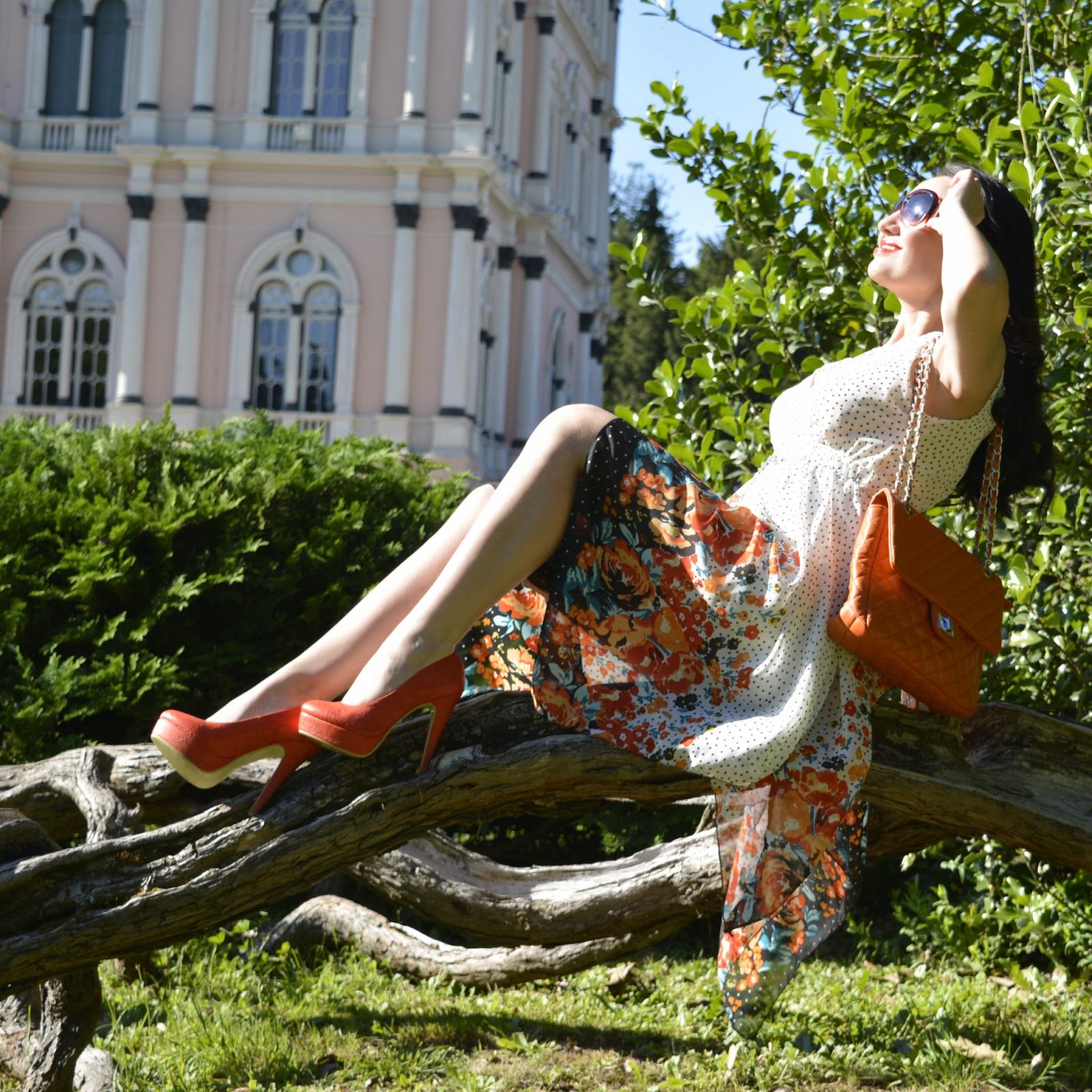 look-do-dia-tendências-primavera-verão-2015-floral-gipsy-pois-laranja-nathália-ferrara-10