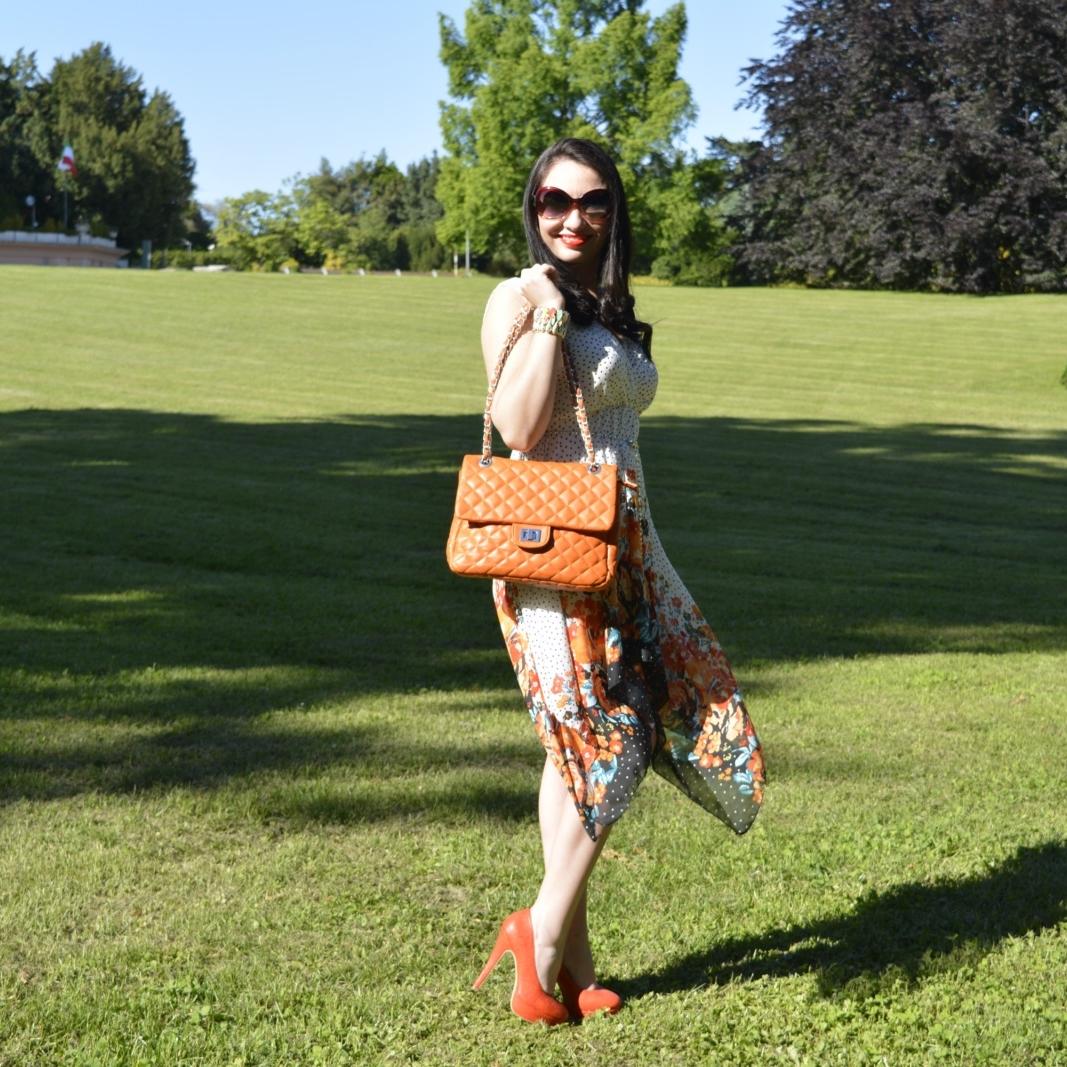 look-do-dia-tendências-primavera-verão-2015-floral-gipsy-pois-laranja-nathália-ferrara-15