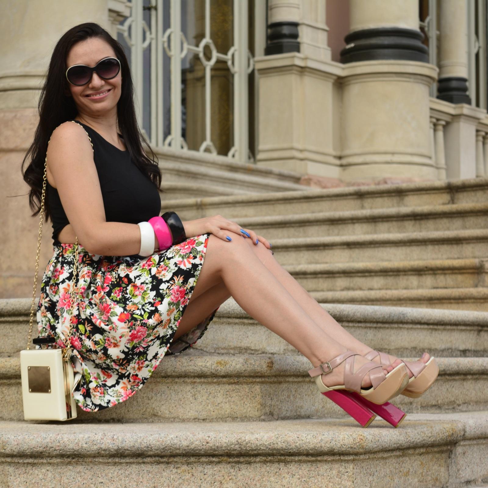 look-do-dia-vestido-cropped-floral-nathália-ferrara-2